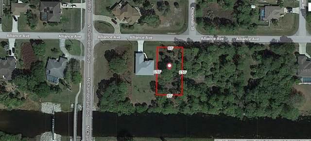Alliance Avenue, North Port, FL 34286 (MLS #A4505225) :: Zarghami Group