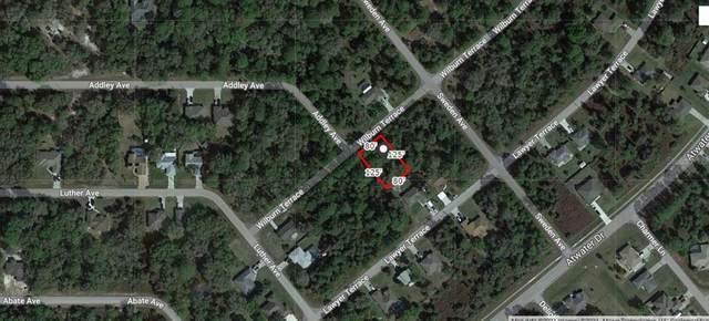 Wilburn Terrace, North Port, FL 34288 (MLS #A4505304) :: GO Realty