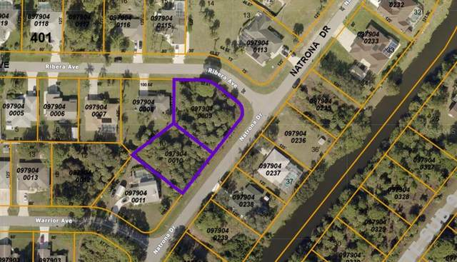 0979040009 & 0979040 Ribera Avenue, North Port, FL 34286 (MLS #A4505355) :: The Paxton Group