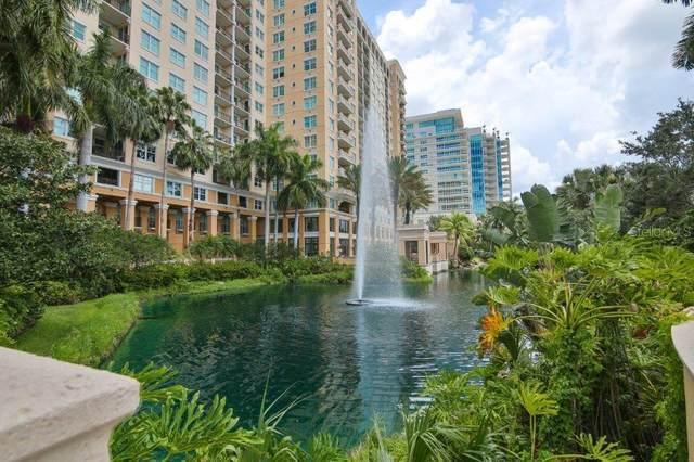 750 N Tamiami Trail #1206, Sarasota, FL 34236 (MLS #A4505356) :: Florida Real Estate Sellers at Keller Williams Realty