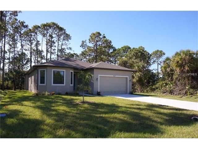 127 Glades Drive, Rotonda West, FL 33947 (MLS #A4505534) :: Stiver Firth International