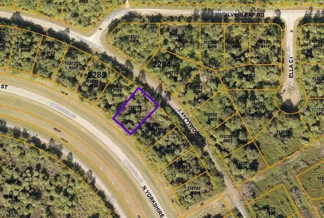 Lancewood Road, North Port, FL 34288 (MLS #A4505675) :: Zarghami Group
