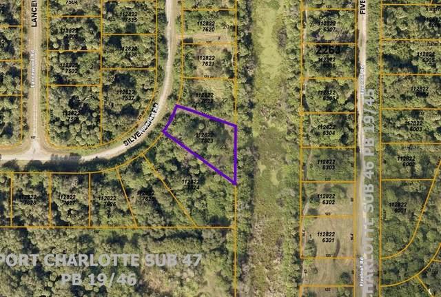 Silverleaf Road, North Port, FL 34288 (MLS #A4505677) :: Zarghami Group