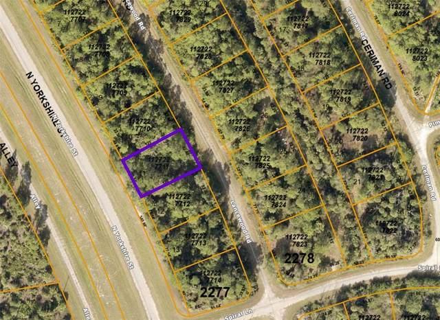1127227711 Lancewood Road, North Port, FL 34288 (MLS #A4505791) :: Zarghami Group
