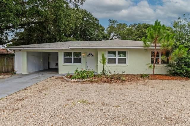 864 41ST Street, Sarasota, FL 34234 (MLS #A4505820) :: Rabell Realty Group