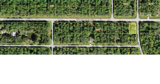 13227 Chamberlain Boulevard, Port Charlotte, FL 33953 (MLS #A4505838) :: Everlane Realty