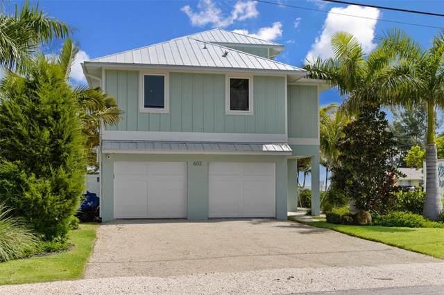 602 N Bay Boulevard, Anna Maria, FL 34216 (MLS #A4505865) :: CARE - Calhoun & Associates Real Estate
