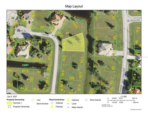 17184 Mint Lane, Punta Gorda, FL 33955 (MLS #A4505978) :: Everlane Realty