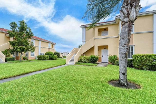 1015 Villagio Circle #105, Sarasota, FL 34237 (MLS #A4505984) :: CGY Realty