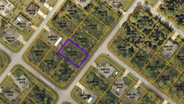 0961089415 Point Street, North Port, FL 34286 (MLS #A4506050) :: Zarghami Group