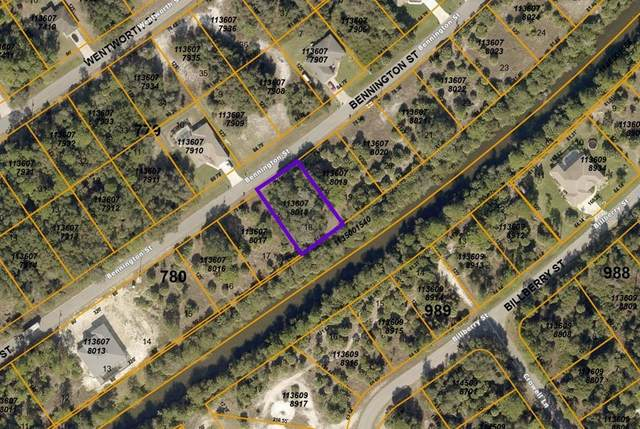 Bennington Street, North Port, FL 34288 (MLS #A4506110) :: Zarghami Group