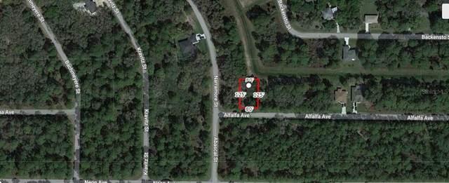 Alfalfa Avenue, North Port, FL 34291 (MLS #A4506351) :: Team Bohannon
