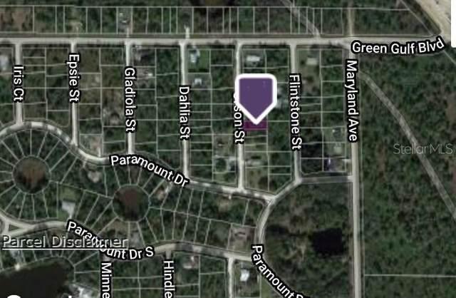 12062 Orson Street, Punta Gorda, FL 33955 (MLS #A4506415) :: Team Bohannon