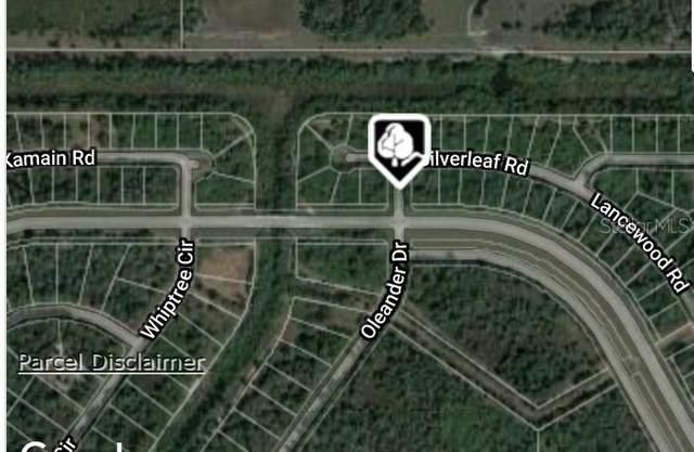Oleander Drive, North Port, FL 34288 (MLS #A4506419) :: Globalwide Realty