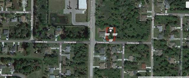 Zoratoa Avenue, North Port, FL 34286 (MLS #A4506444) :: Alpha Equity Team