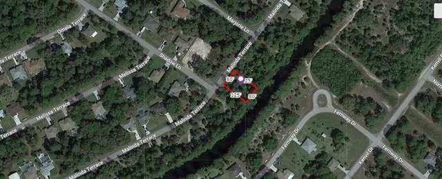 Malinda Terrace, North Port, FL 34286 (MLS #A4506492) :: Cartwright Realty