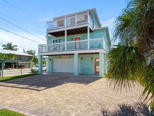 2719 Gulf Drive, Holmes Beach, FL 34217 (MLS #A4506596) :: Medway Realty