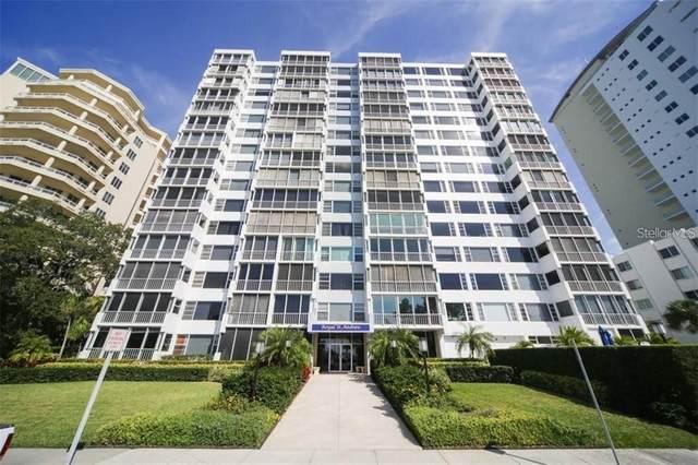 555 S Gulfstream Avenue #304, Sarasota, FL 34236 (MLS #A4506619) :: Delgado Home Team at Keller Williams