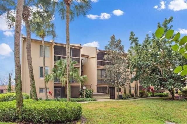 586 Orange Drive #116, Altamonte Springs, FL 32701 (MLS #A4506623) :: The Kardosh Team