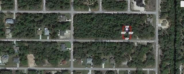 Las Almanos Avenue, North Port, FL 34288 (MLS #A4506630) :: Zarghami Group