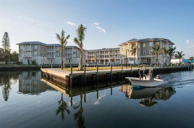 5325 Marina Drive #324, Holmes Beach, FL 34217 (MLS #A4506691) :: Zarghami Group