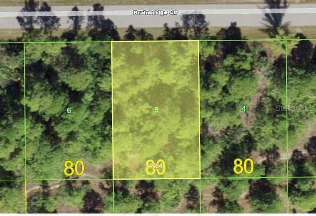15503 Brainbridge Circle, Port Charlotte, FL 33981 (MLS #A4506767) :: The Price Group