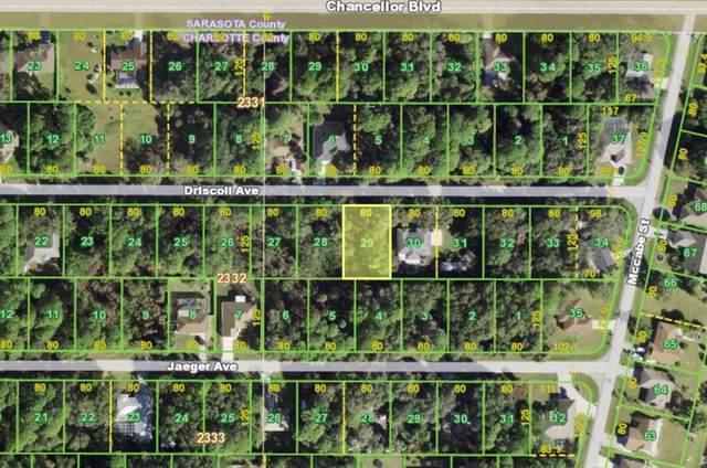 13555 Driscoll Avenue, Port Charlotte, FL 33953 (MLS #A4506774) :: Cartwright Realty