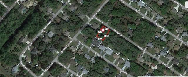 Malibu Lane, North Port, FL 34286 (MLS #A4506807) :: Cartwright Realty