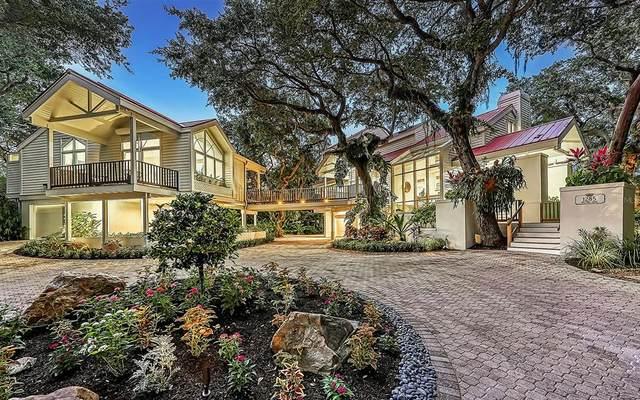 1285 Oyster Cove Drive, Sarasota, FL 34242 (MLS #A4506829) :: Zarghami Group