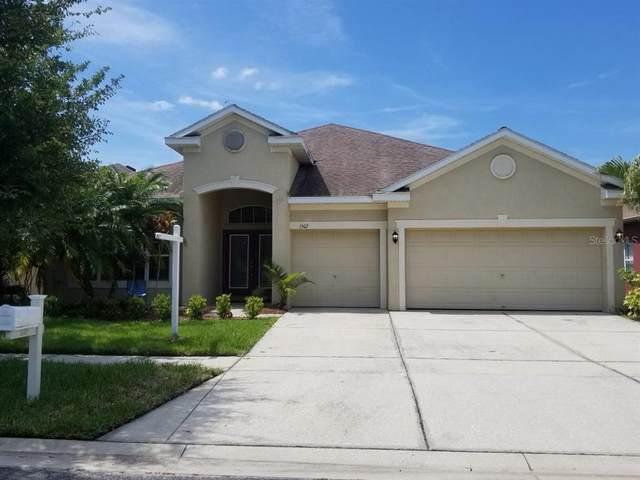 1507 Bonita Bluff Court, Ruskin, FL 33570 (MLS #A4506833) :: Zarghami Group