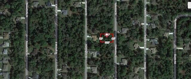 Valentine Street, North Port, FL 34288 (MLS #A4506850) :: Zarghami Group