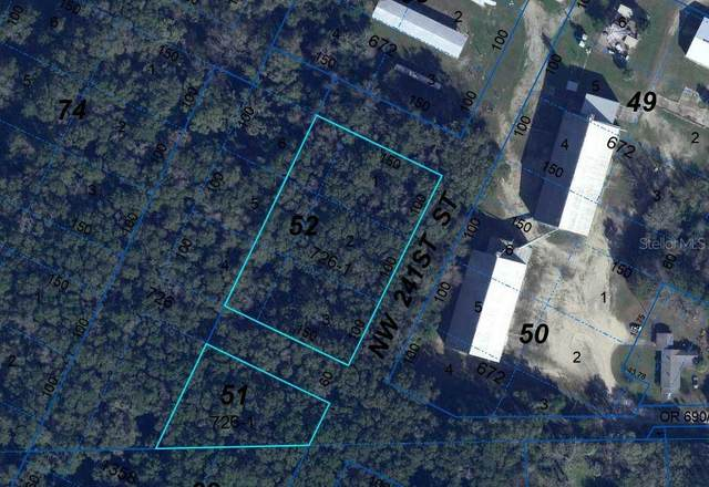 0 NW 241ST Street, High Springs, FL 32643 (MLS #A4506864) :: Globalwide Realty
