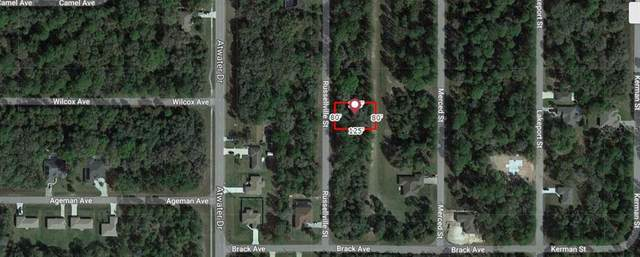Russellville Street, North Port, FL 34288 (MLS #A4506867) :: Cartwright Realty