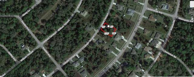 Lawyer Terrace, North Port, FL 34288 (MLS #A4506903) :: The Paxton Group