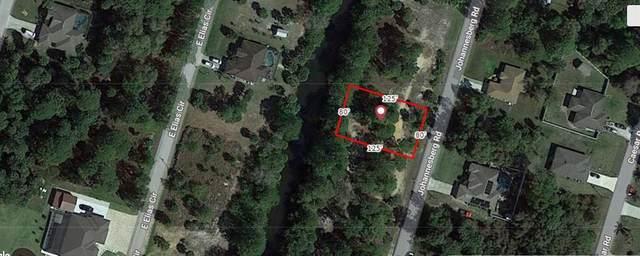 Johannesberg Road, North Port, FL 34288 (MLS #A4506916) :: Vacasa Real Estate