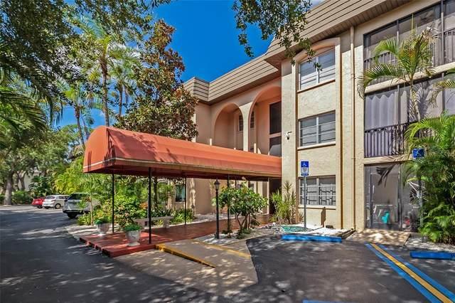 3700 S Osprey Avenue #208, Sarasota, FL 34239 (MLS #A4507011) :: Medway Realty