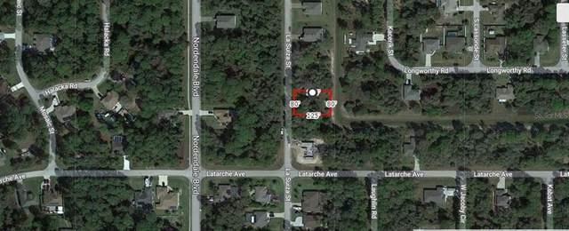 La Suiza Street, North Port, FL 34288 (MLS #A4507049) :: Zarghami Group