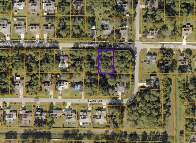 Eldron Avenue, North Port, FL 34286 (MLS #A4507059) :: Lockhart & Walseth Team, Realtors