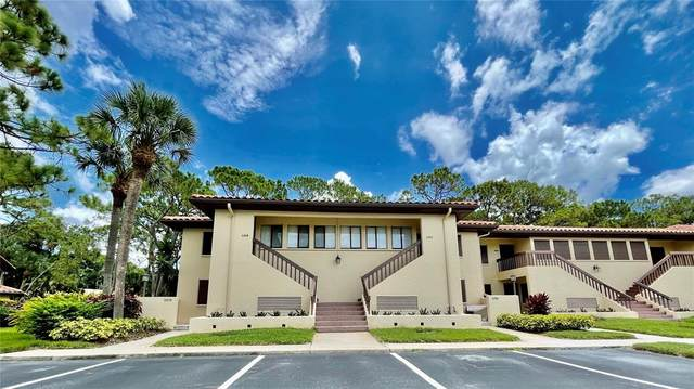 5268 Lake Village Drive #46, Sarasota, FL 34235 (MLS #A4507070) :: Delgado Home Team at Keller Williams