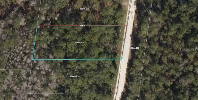 0 Jody Morgan Road, Perry, FL 32347 (MLS #A4507111) :: Premium Properties Real Estate Services