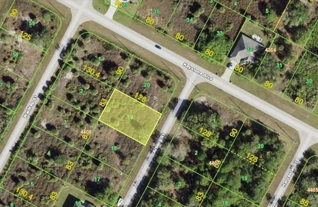 9177 Arberg Street, Port Charlotte, FL 33981 (MLS #A4507220) :: Griffin Group