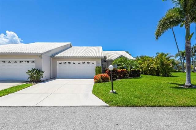 5344 Christie Ann Place #23, Sarasota, FL 34233 (MLS #A4507229) :: Medway Realty