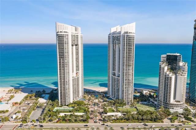 18101 Collins Avenue #1503, North Miami Beach, FL 33160 (MLS #A4507282) :: Team Bohannon