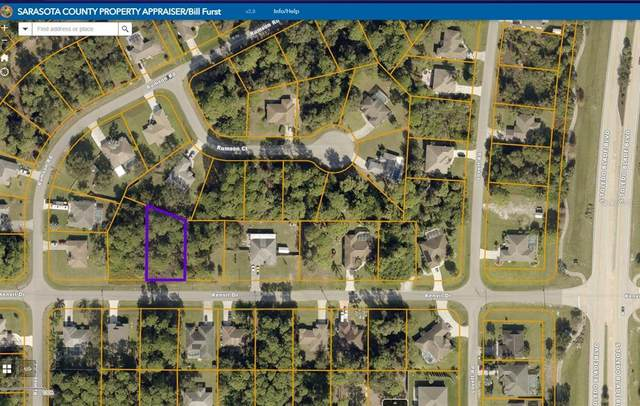Kenvil Drive, North Port, FL 34288 (MLS #A4507297) :: Zarghami Group