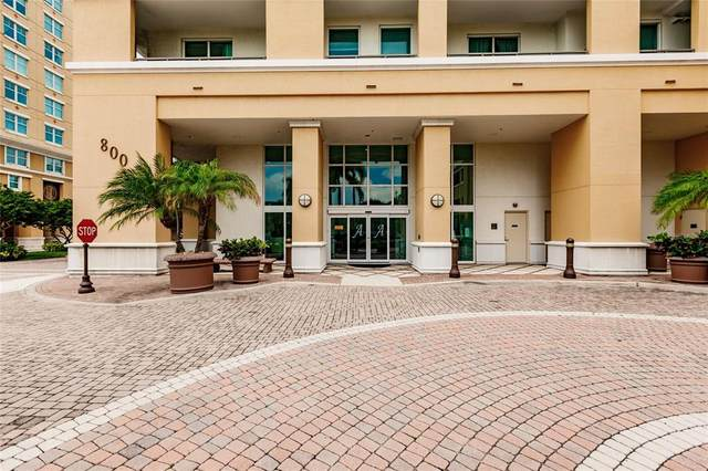 800 Tamiami Trail #607, Sarasota, FL 34236 (MLS #A4507352) :: Dalton Wade Real Estate Group