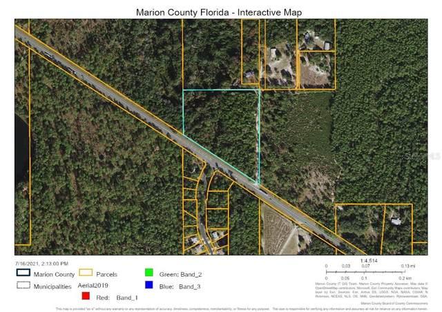 Sr-40 Highway, Silver Springs, FL 34488 (MLS #A4507388) :: Prestige Home Realty