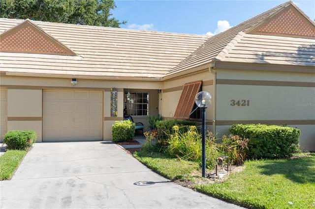 3421 57TH AVENUE Drive W #11, Bradenton, FL 34210 (MLS #A4507391) :: Lockhart & Walseth Team, Realtors
