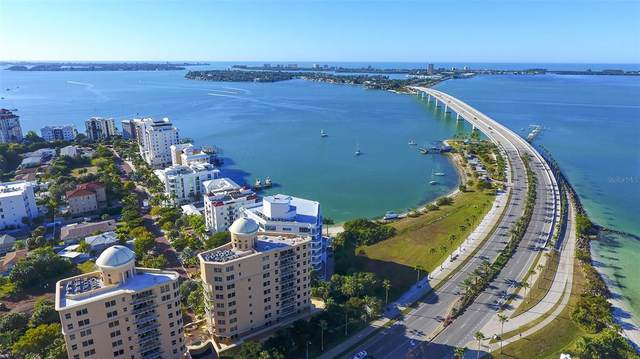 128 Golden Gate Point 501B, Sarasota, FL 34236 (MLS #A4507409) :: Realty Executives