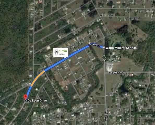 Lot 46 & 47 De Leon Drive, North Port, FL 34287 (MLS #A4507429) :: Zarghami Group
