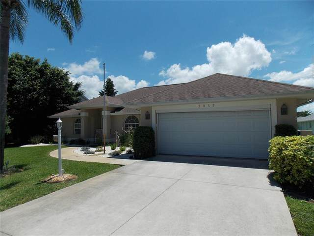 5815 Tyler Road, Venice, FL 34293 (MLS #A4507444) :: Zarghami Group